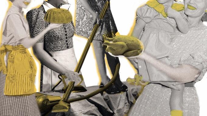 Heimchen am Herd – kein Goldes wert? Frauen und Männer im Literaturbetrieb